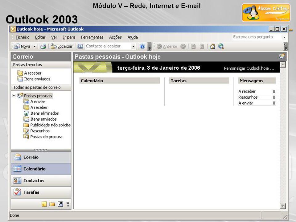 O Microsoft Outlook é um programa de gestão de informações pessoais e de mensagens que ajuda a gerir mensagens, compromissos, contactos, tarefas e par
