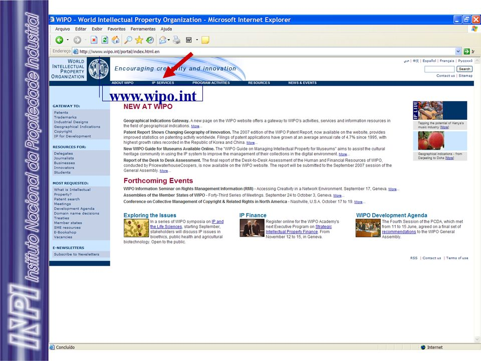www.wipo.int