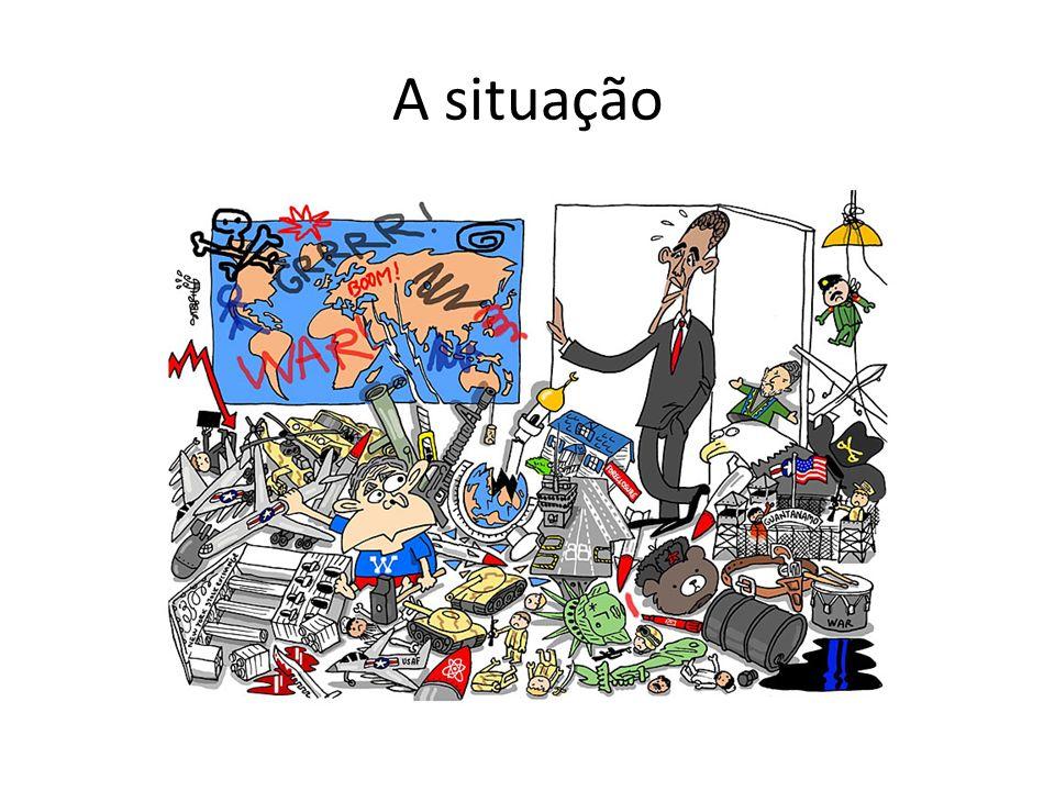 A situação
