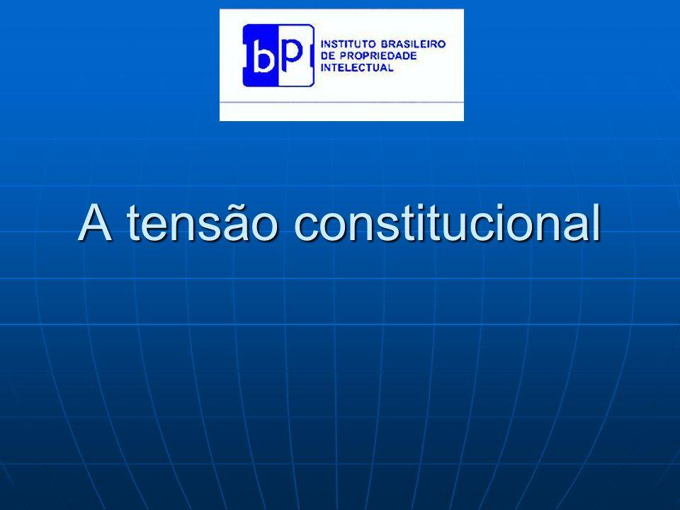 A noção de IPRs como benéficos à concorrência A noção de IPRs como benéficos à concorrência