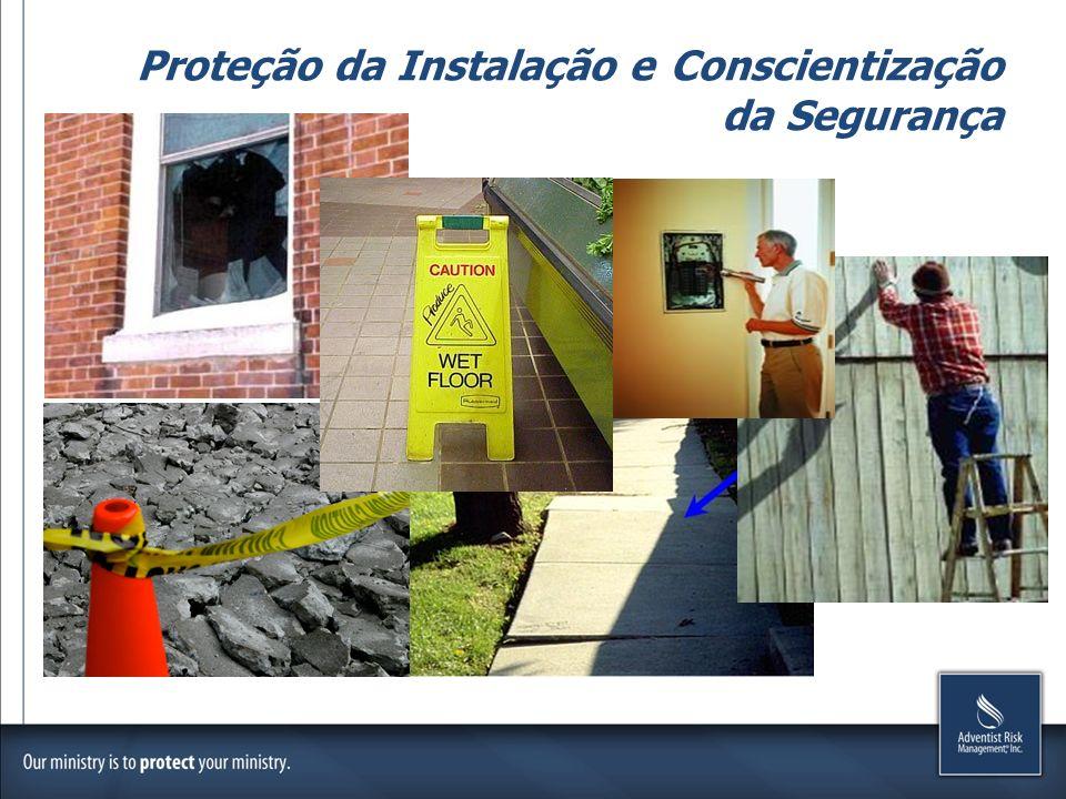 Proteção da Instalação e Conscientização da Segurança