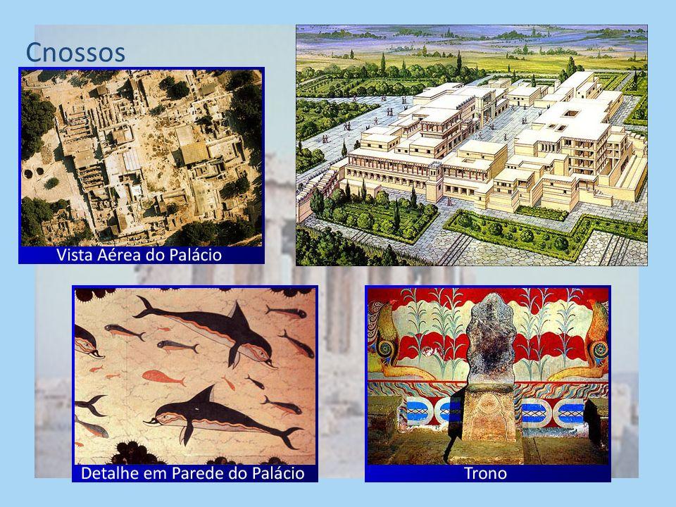 Até agora sabemos que: não tinham construções muradas viviam do comércio: cerâmica, armas, jóias, etc. possuíam uma boa frota marítima construíam palá