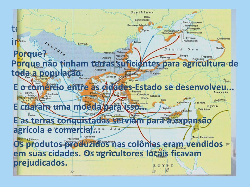 2. PERÍODO ARCAICO Então, os genos cresceram e formaram as cidades-Estado. Suas características eram: - urbanização - organização política e social in