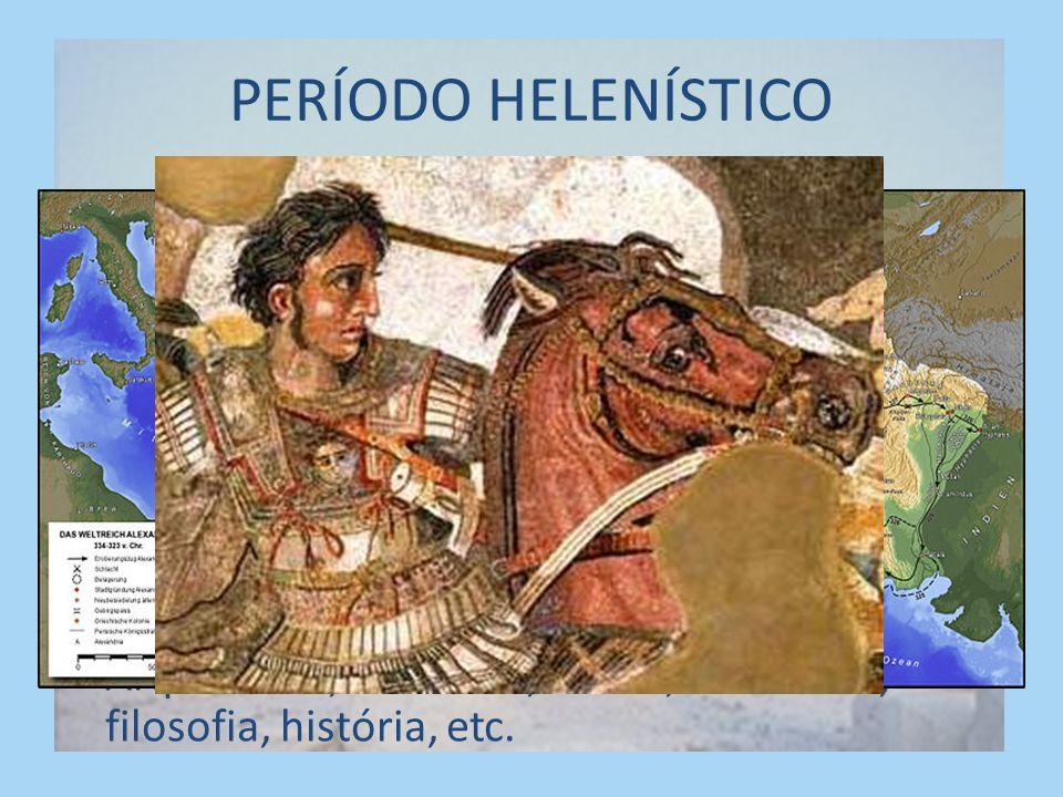 GUERRA DO PELOPONESO (27 anos) GREGOS (Esparta) X GREGOS (Atenas) Motivos: rivalidades entre as cidades-Estado Desenvolvimento: guerras – população pe