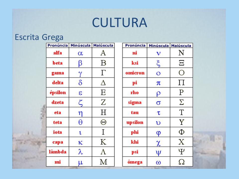 Cultura Grega Mitologia e Polite í smo Monte Olimpo e deuses com sentimentos humanos Jogos em homenagem aos deuses Or á culos Teatro, Filosofia e arqu
