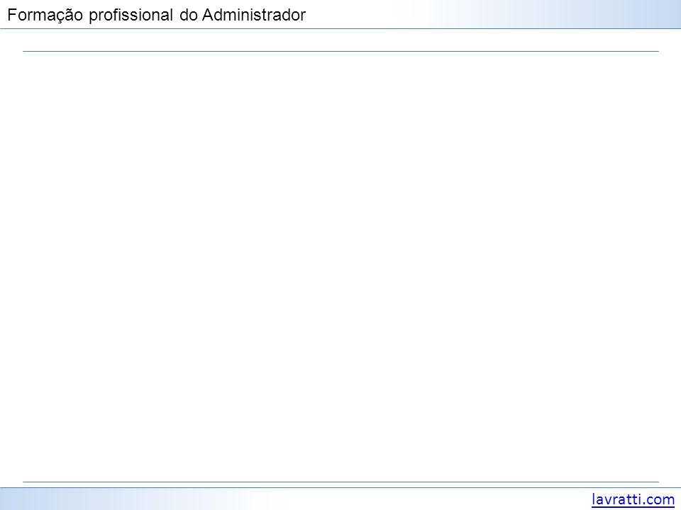 lavratti.com Formação profissional do Administrador