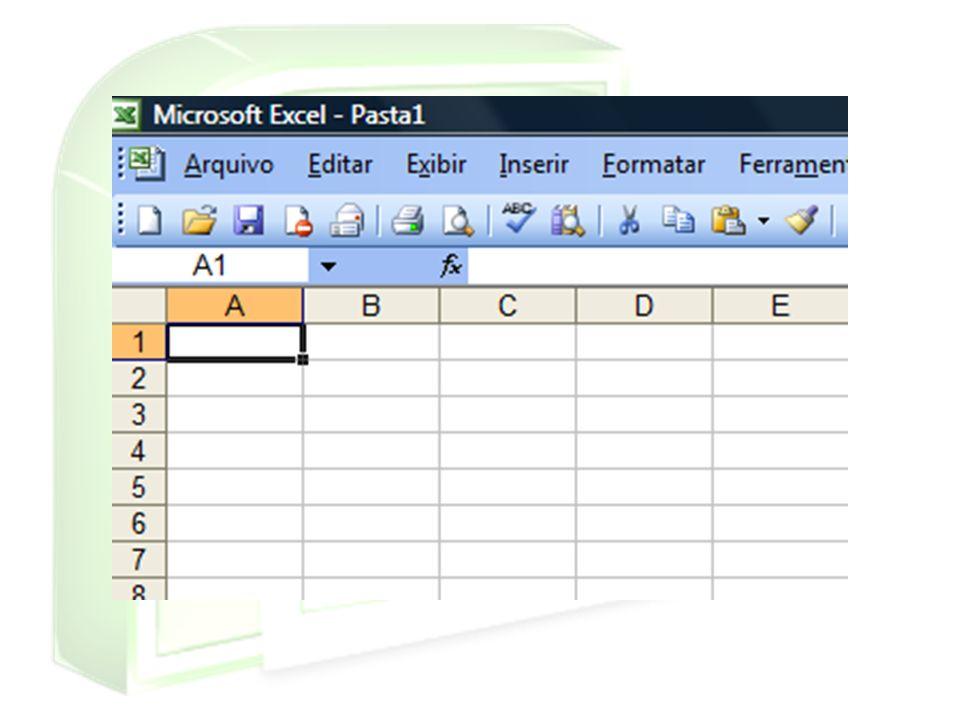 Sobre as Referências em Fórmulas Para se Referir aUse Célula na Coluna A e linha 1A10 Células da Coluna A linhas 10 a 20A10:A20 Células da linha 10 Colunas B até EB10:E10 Todas as células da linha 55:5 Todas as células das linhas 5 até 105:10 Todas as células da coluna HH:H Todas as células das colunas H até JH:J Intervalo de Células na Colunas A até E e linhas 10 até 20 A10: E20
