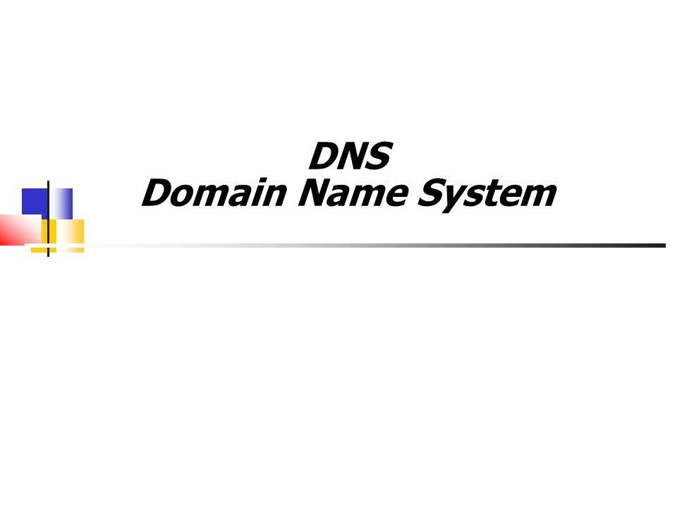 Introdução DNS: Serviço de resolução de nomes Toda comunicação entre computadores e demais equipamentos de uma rede baseada no protocolo TCP/IP é realizada através do número IP Não seria nada produtivo se os usuários tivessem que decorar um número IP toda vez que quisessem acessar um recurso da rede Resolver um nome: descobrir e retornar o número IP associado com o nome