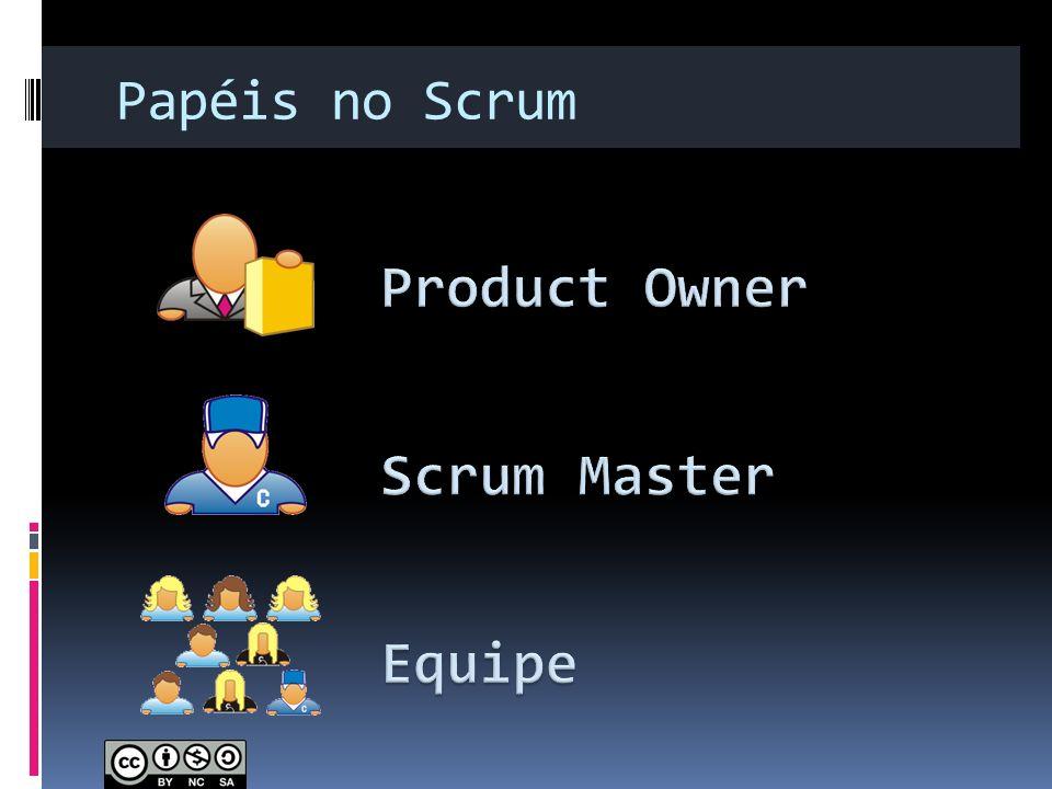 Papéis no Scrum