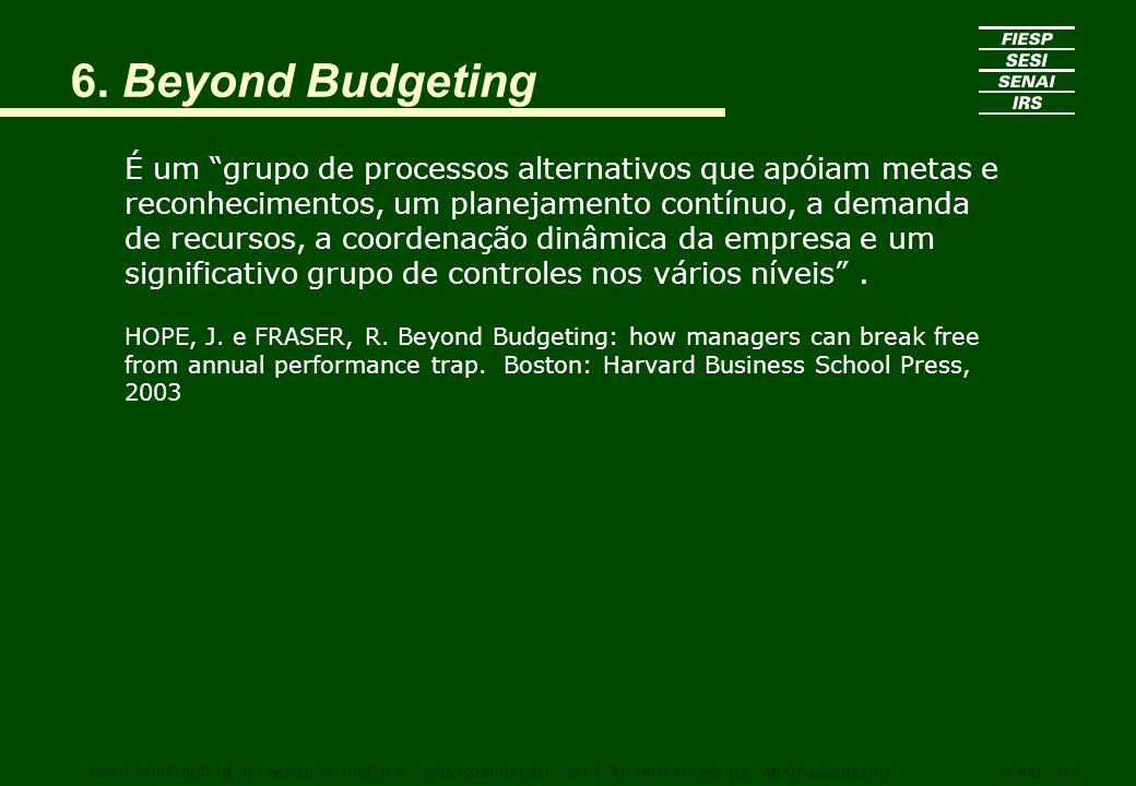 É um grupo de processos alternativos que apóiam metas e reconhecimentos, um planejamento contínuo, a demanda de recursos, a coordenação dinâmica da em