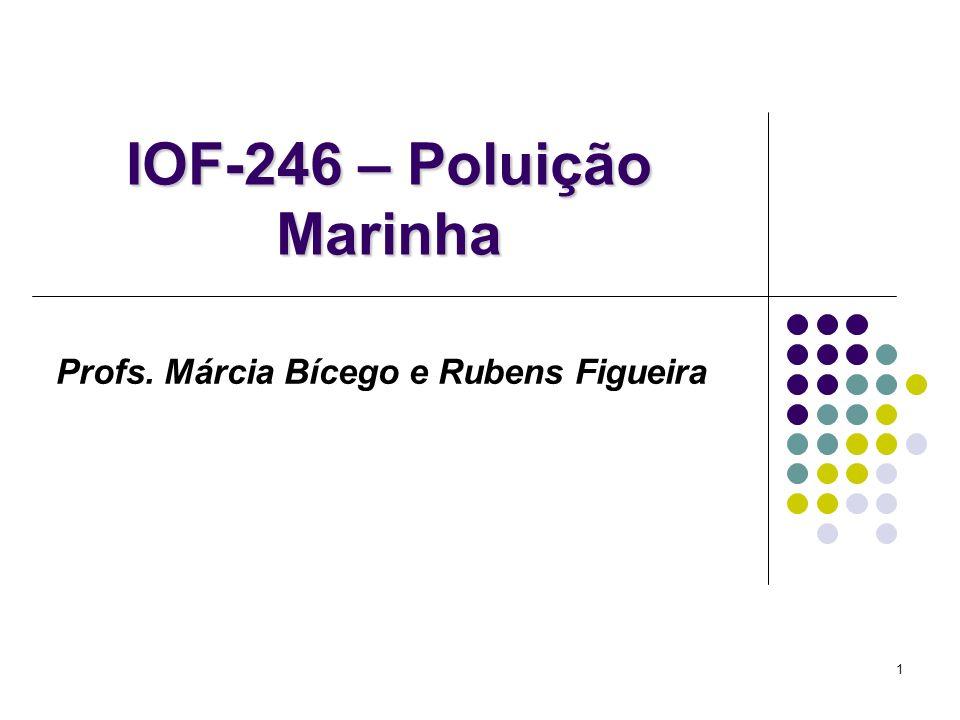 2 Poluição por Metais no Ambiente Marinho Prof. Dr. Rubens C. L. Figueira