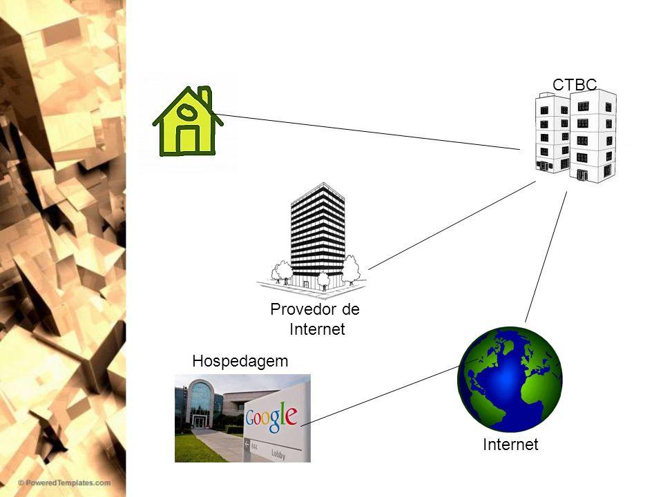 CTBC Internet Provedor de Internet Hospedagem