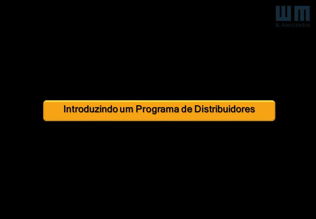 Introduzindo um Programa de Distribuidores