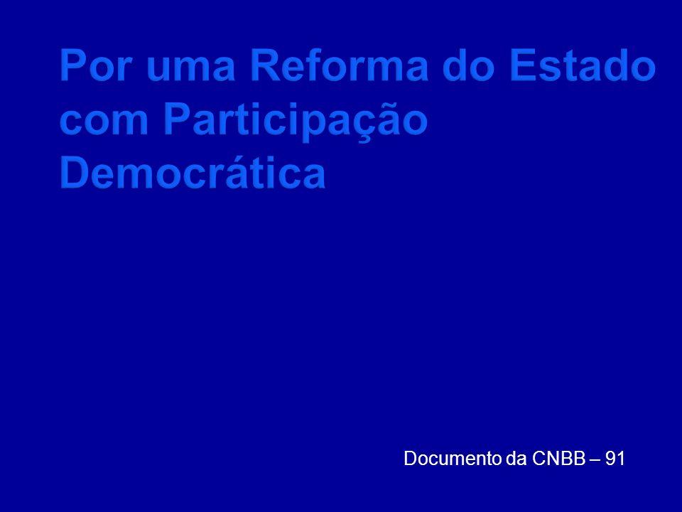 Documento da CNBB – 91