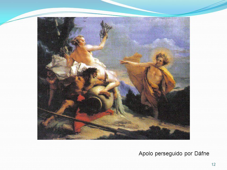 12 Apolo perseguido por Dáfne