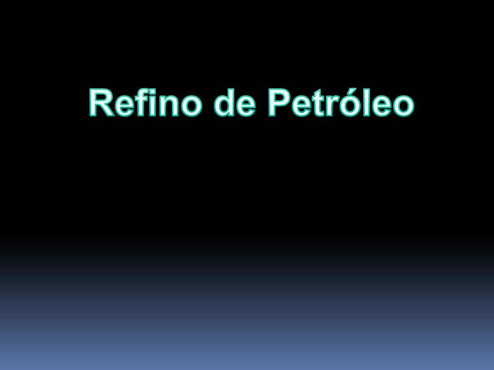 Tipos usuais de Torres de Destilação de Petróleo Torre de pré-fracionamento.