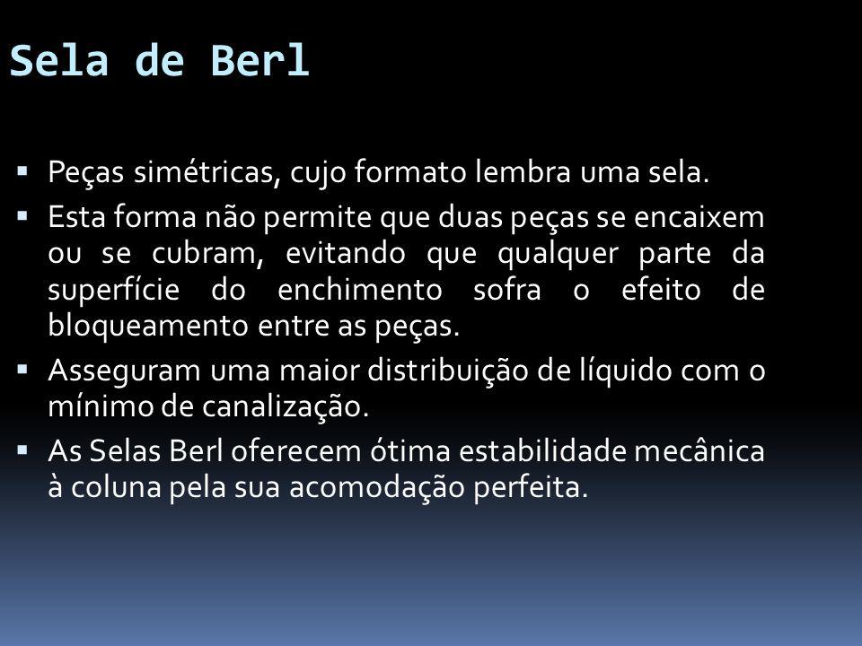 Sela de Berl Peças simétricas, cujo formato lembra uma sela. Esta forma não permite que duas peças se encaixem ou se cubram, evitando que qualquer par