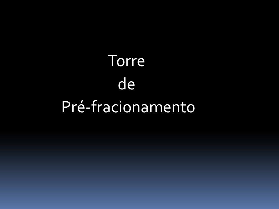 Torre de Pré-fracionamento