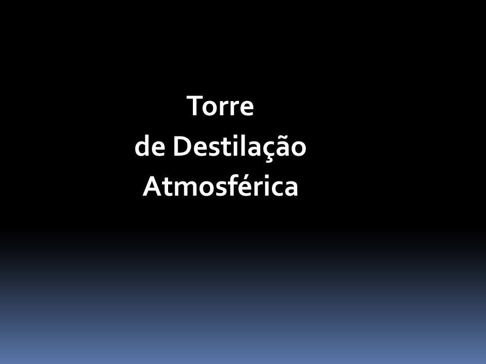 Torre de Destilação Atmosférica