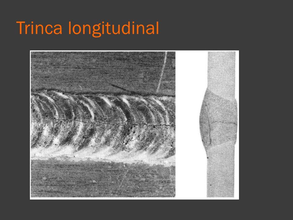 Trinca longitudinal