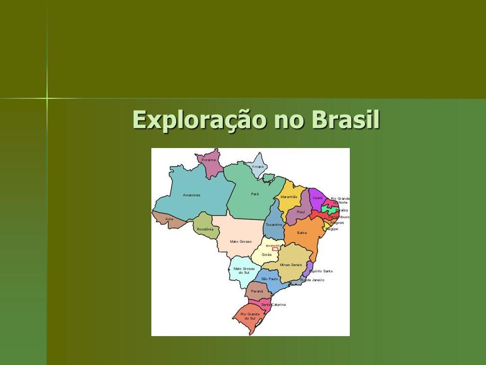 Exploração no Brasil