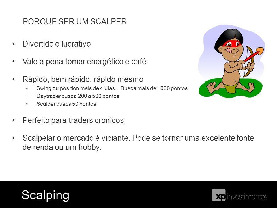 Ferramentas = Blog do Índice ScalpingScalping PORQUE SER UM SCALPER Divertido e lucrativo Vale a pena tomar energético e café Rápido, bem rápido, rápi