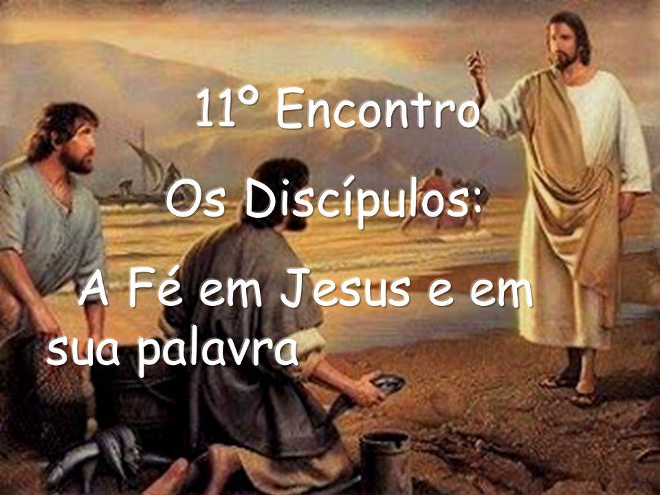 Senhor eu creio, mas aumentai a minha fé Lucas 17,5