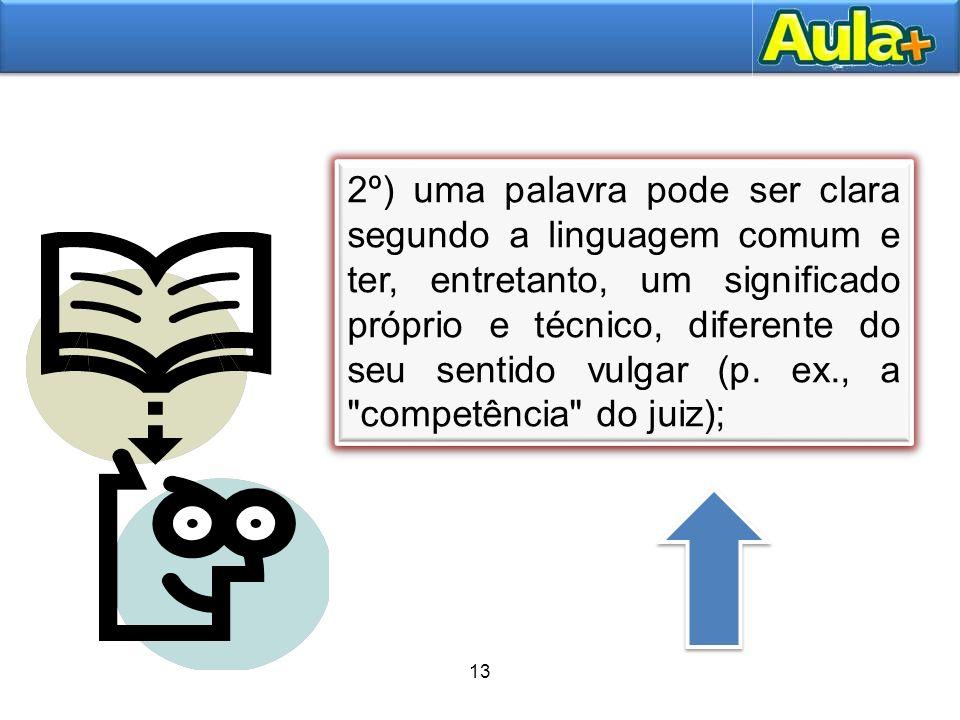 14 3º) a consagração legislativa dos princípios contidos no art.