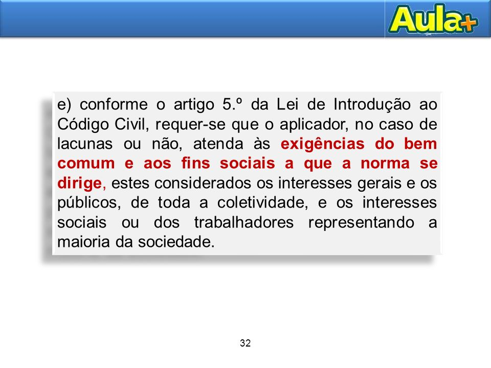 32 Leitura para a próxima aula 34 Nome do livro: Curso de Direito Civil Parte Geral Vol.1 Nome do autor: NADER, Paulo.