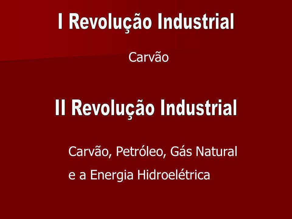 -1940 (lenha e carvão vegetal) 80% do consumo nacional; 1999 apenas 13% do consumo; - a partir de 1940: substituição das fontes de energia tradicionais pelas fontes de energia modernas; - Setores que mais utilizam: industrial (39%), transportes (22%), residencial (17%), comercial (6%), agropecuário (4%) e público (4%); -HOJE: Usinas Termoelétricas (14%), Hidrelétricas (82%) e Termonucleares (2,5%).