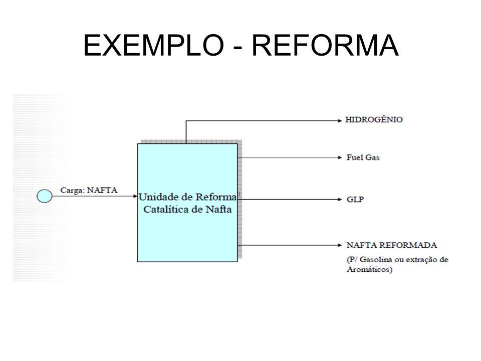EXEMPLO - REFORMA