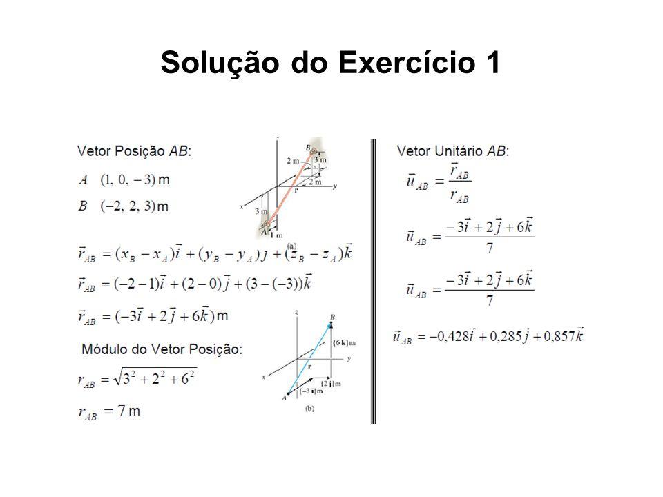 Solução do Exercício 1