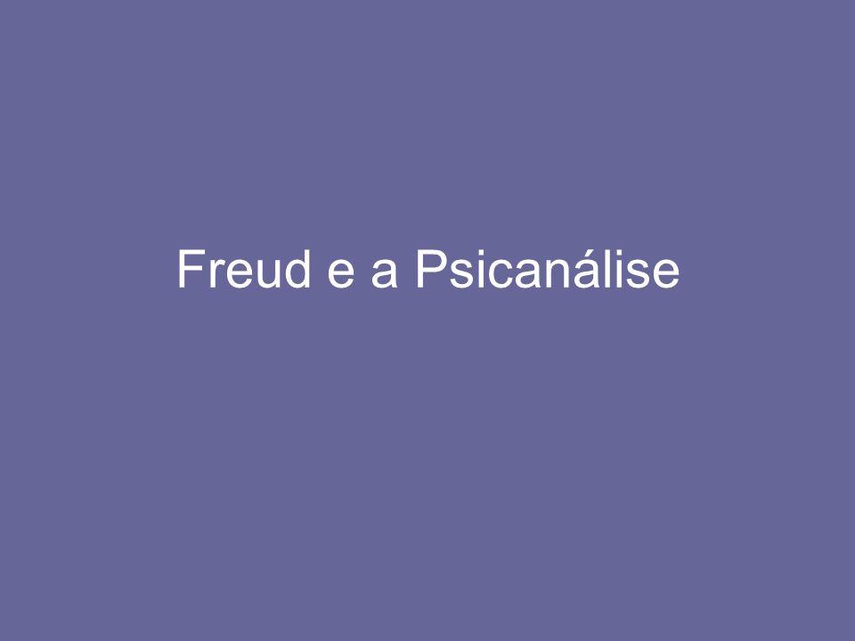 Biografia Sigmund Freud nasceu em 1856 na Morávia.