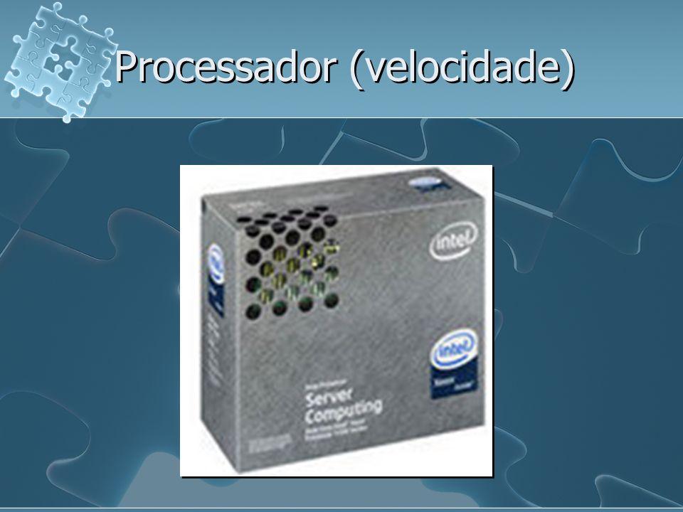 Processador (velocidade)