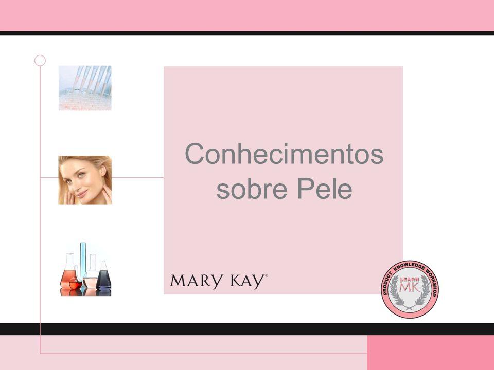 Tipos de Pele Pele Seca É caracterizada por pequenos poros e quase não apresenta óleo ou brilho superficial.