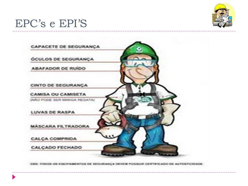 EPCs e EPIS