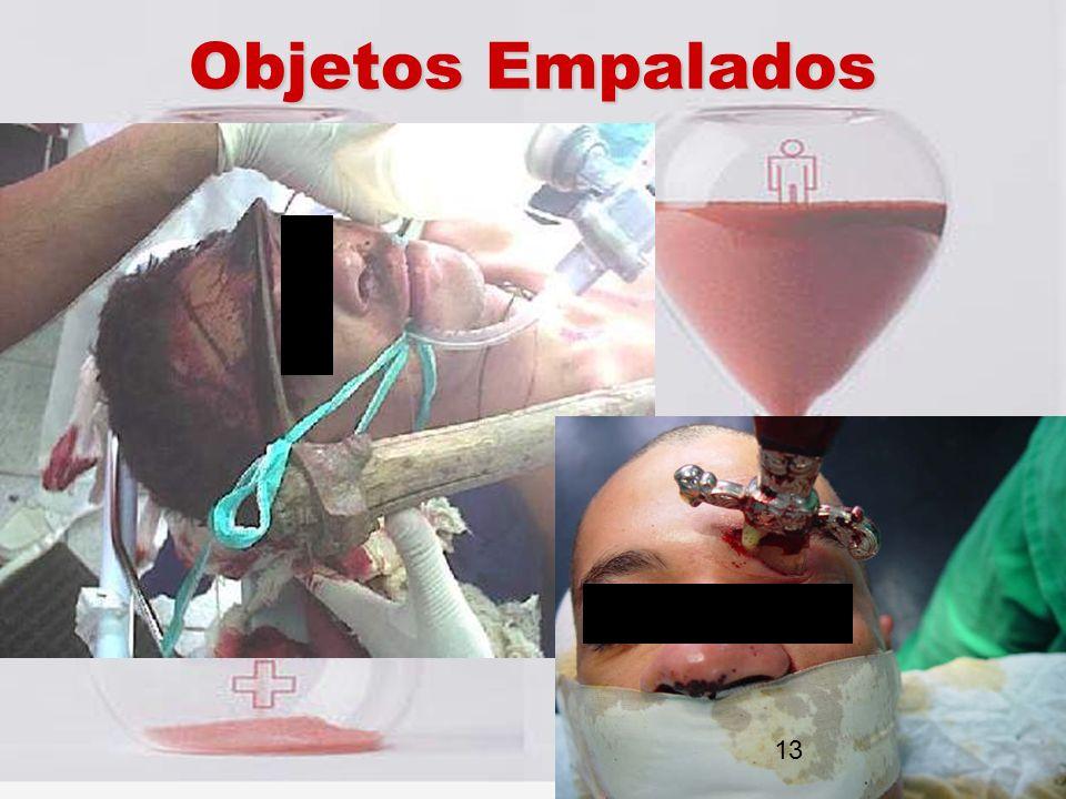 Objetos Empalados 13