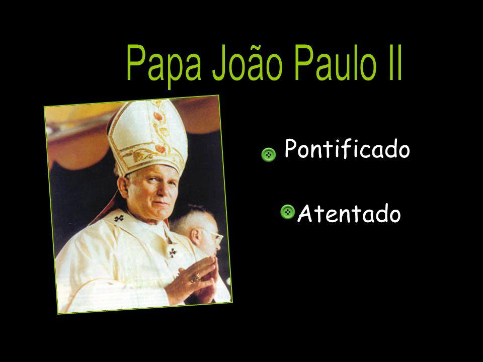 Atentado Pontificado