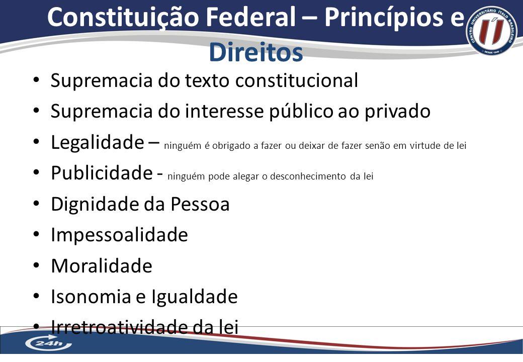Fundações Públicas 8 Personalidade jurídica de direito público ou de direito privado, sem fins lucrativos, fim específico de interesse público. As fun