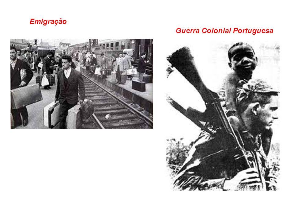 Emigração Guerra Colonial Portuguesa