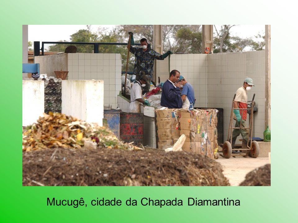 Mucugê, cidade da Chapada Diamantina