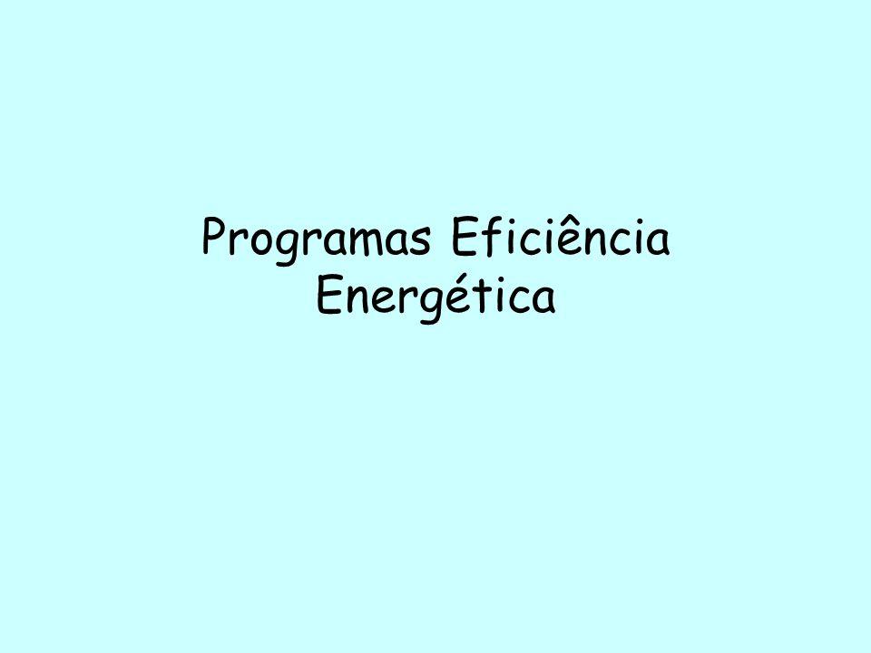 Engenharia Ambiental 2 Conservação de Energia A partir da crise do petróleo (1973 a 1979) houve uma preocupação mundial com a conservação de energia e pesquisa de novas fontes energéticas aqui o Brasil não foi diferente.
