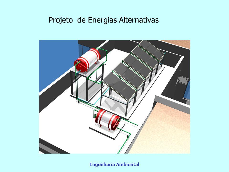 Engenharia Ambiental Projeto de Energias Alternativas