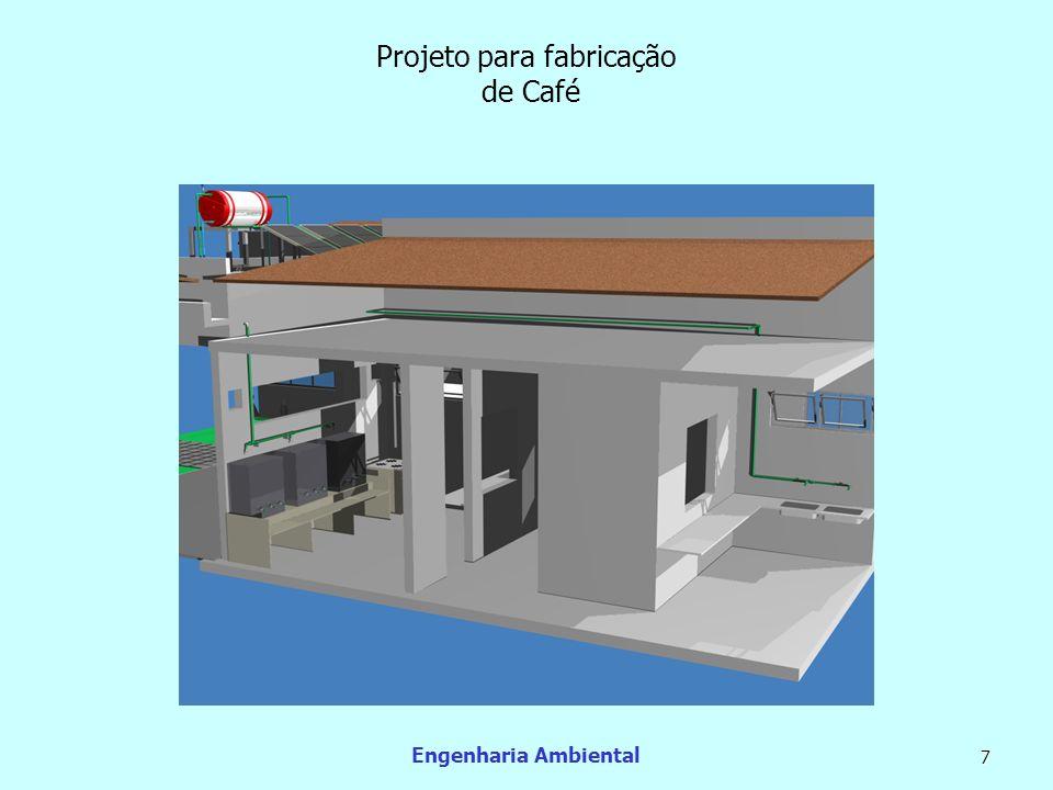 Engenharia Ambiental 7 Projeto para fabricação de Café