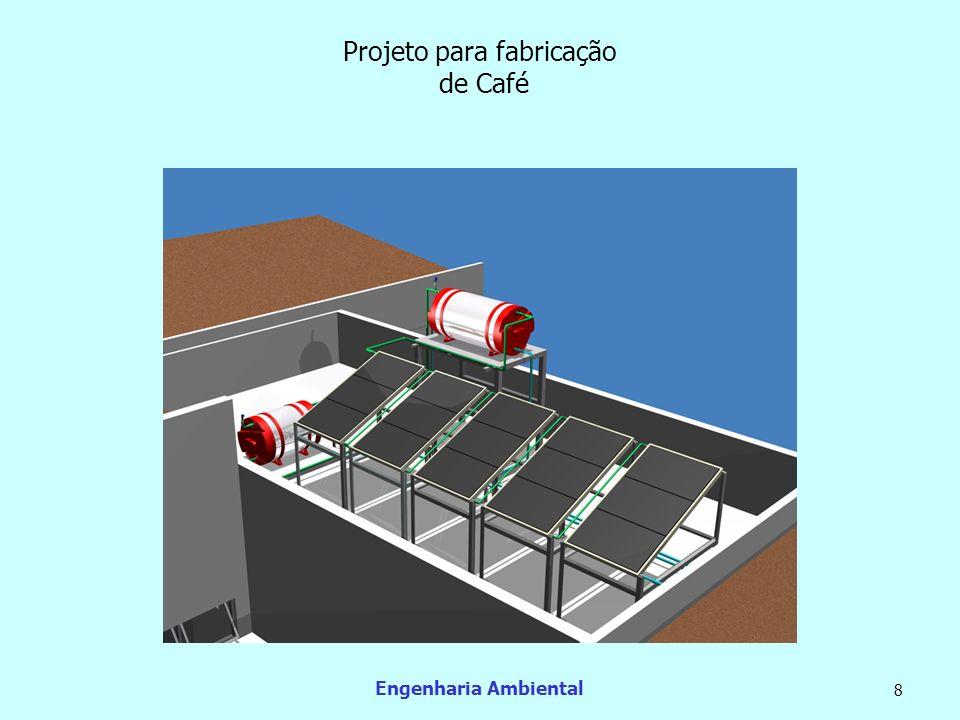 Engenharia Ambiental 8 Projeto para fabricação de Café
