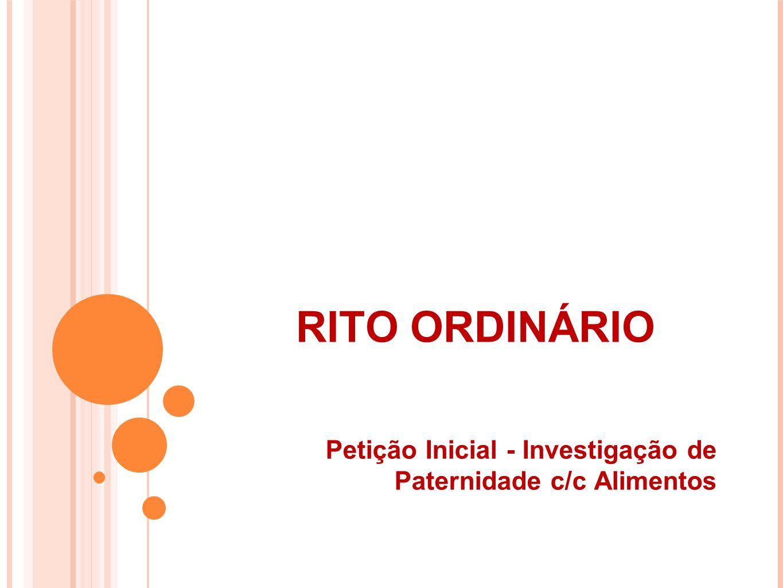 PETIÇÃO INICIAL INDEFERIMENTO DETERMINAÇÃO DE EMENDA APRESENTAÇÃO DE RESPOSTA RECONHECIMENTO DO PEDIDO CITAÇÃODO RÉU PROVIDÊNCIAS PRELIMINARES SENTENÇA REVELIA AUDIÊNCIA DE INSTRUÇÃO E JULGAMENTO JULGAMENTO ANTECIPADO DA LIDE AUDIÊNCIA PRELIMINAR EXTINÇÃO DO PROCESSO JULGAMENTO CONFORME ESTADO DO PROCESSO