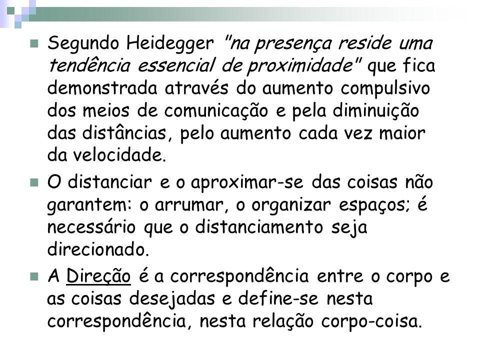 Segundo Heidegger