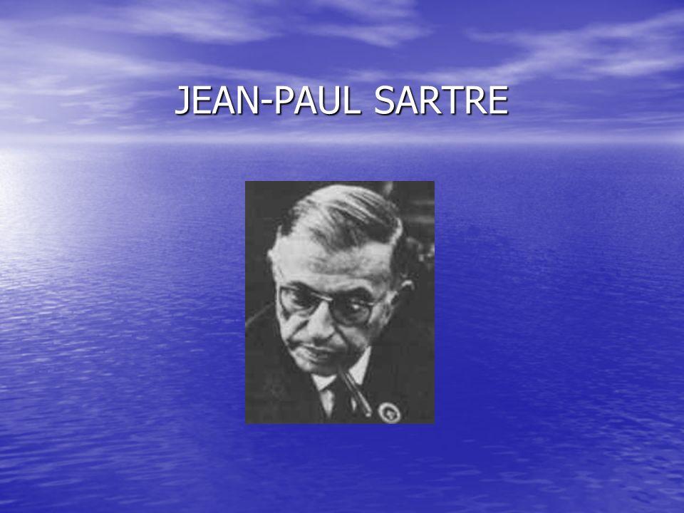 1905 – Jean-Paul Sartre nasceu em Paris, a 21 de junho.