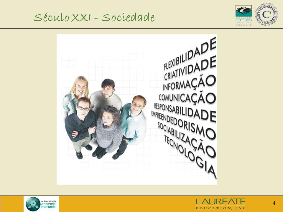 4 Século XXI - Sociedade