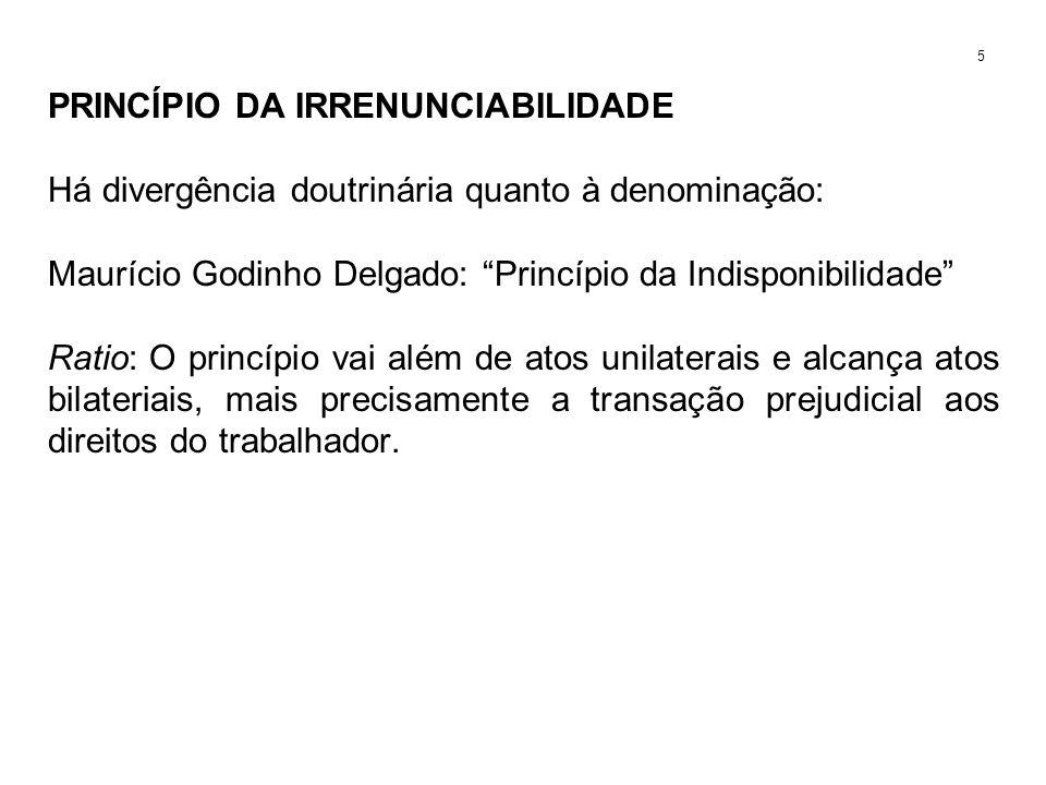PRINCÍPIO DA IGUALDADE OU NÃO DISCRIMINAÇÃO CFRB,1988, Art.